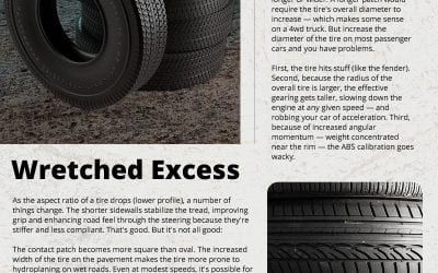 Everything About Tires