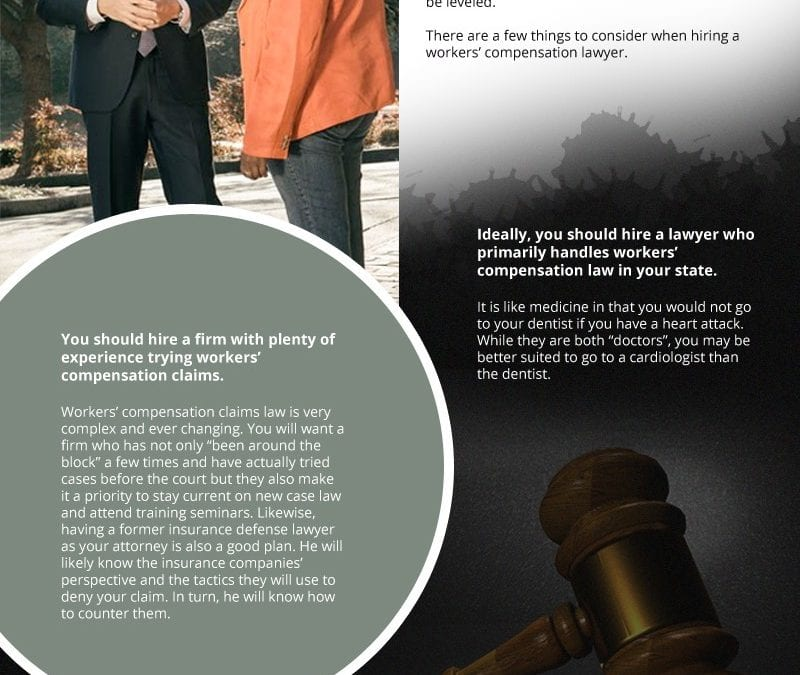 How to Choose a Personal Injury Attorney When There are so Many?