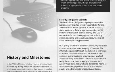 The Role of National Crime Information Center