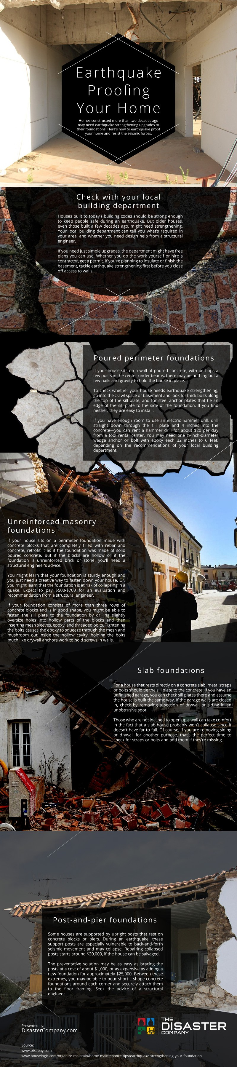 Earthquake-Proofing-Your-Home Infographic
