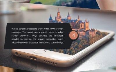 Plastic vs Glass Screen Protectors
