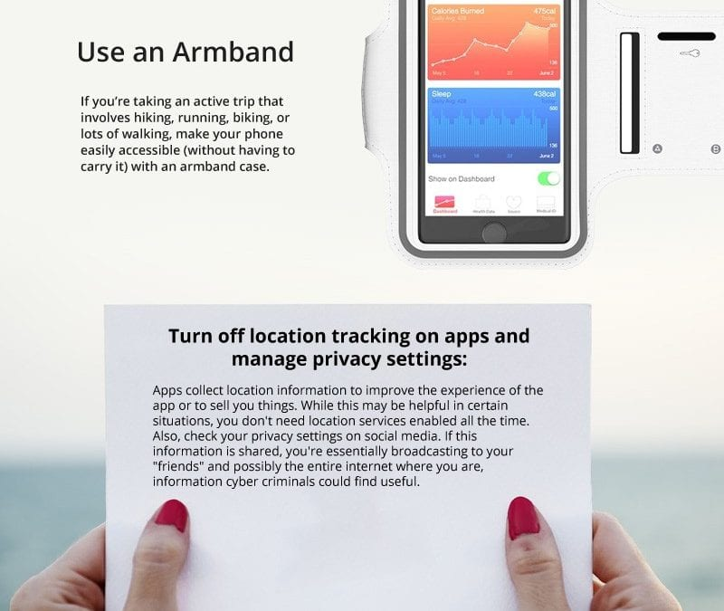Tips to Protect Your Phone While Traveling