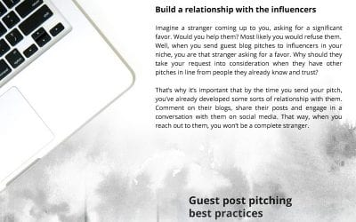 How to Guest Post Like a Pro
