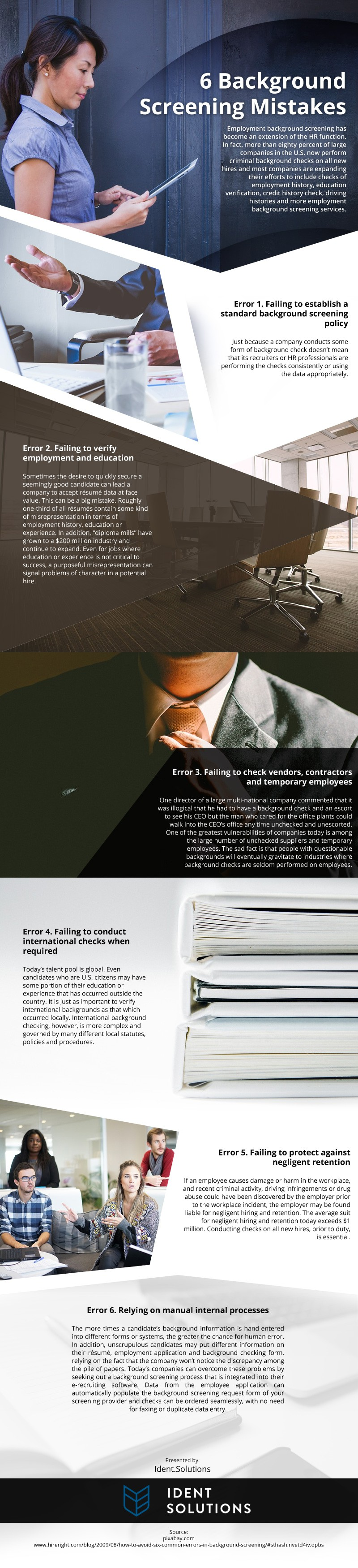 Background-Screening-Mistakes Infographic