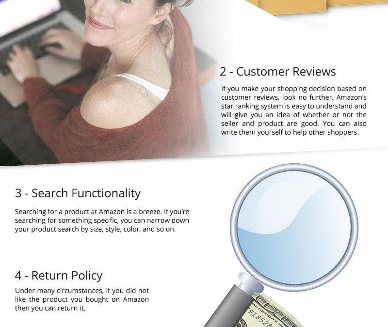 7 Reasons Customers Love Amazon