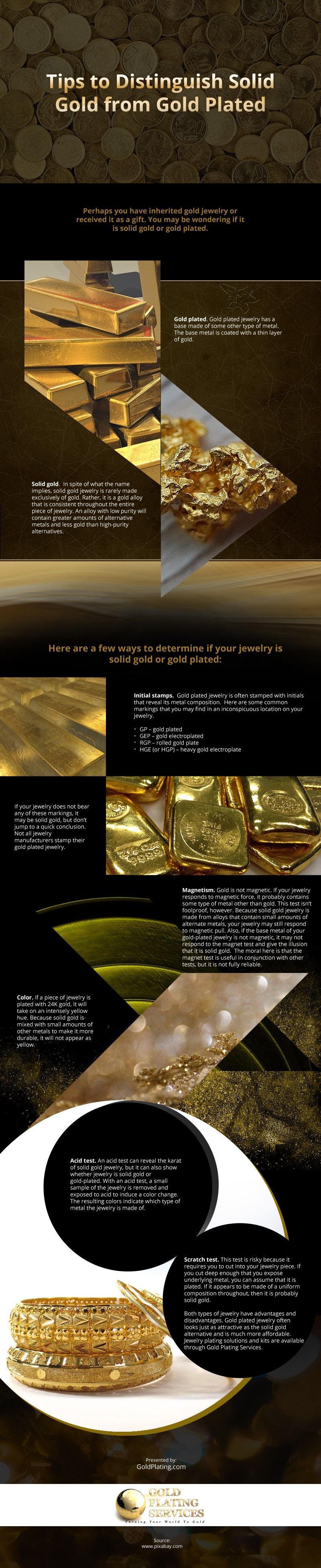 Tips-to-Distinguish-Solid-Gold-from-Gold-Plated Infographic