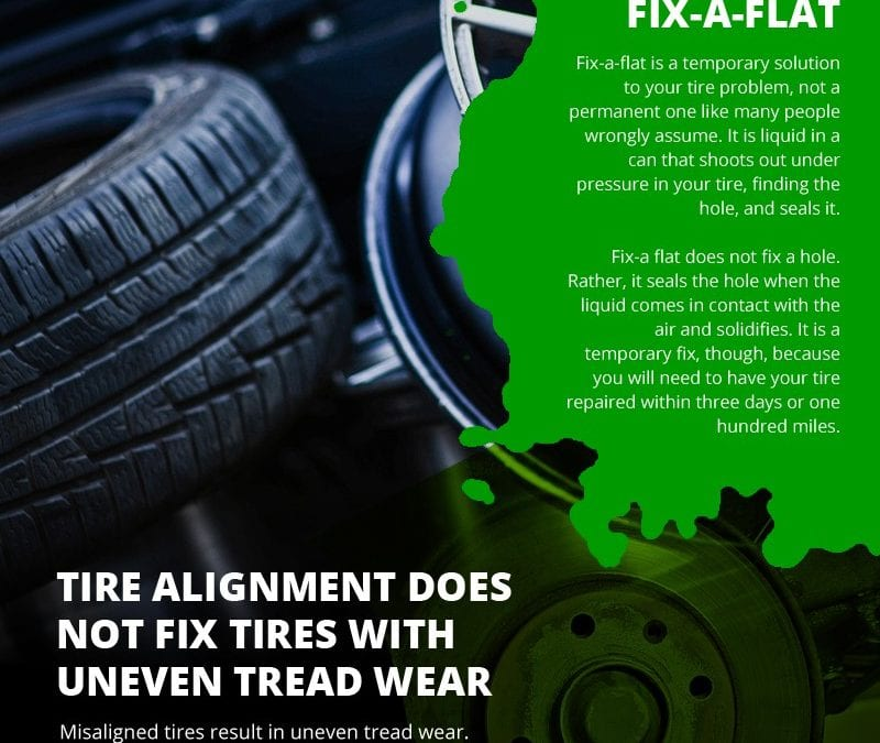 Tire Myths