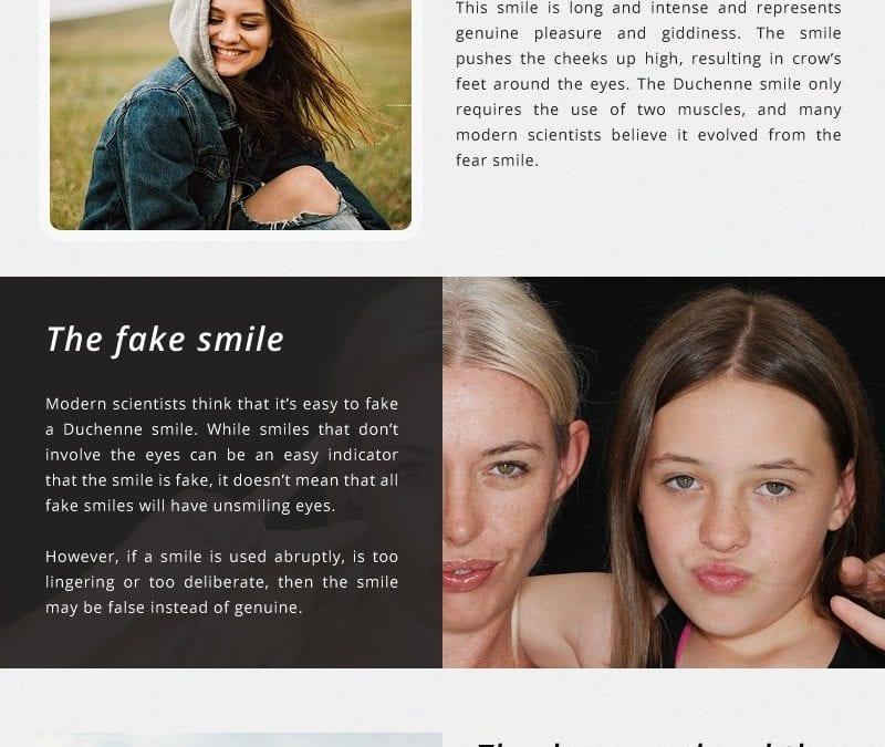 6 Types of Smiles