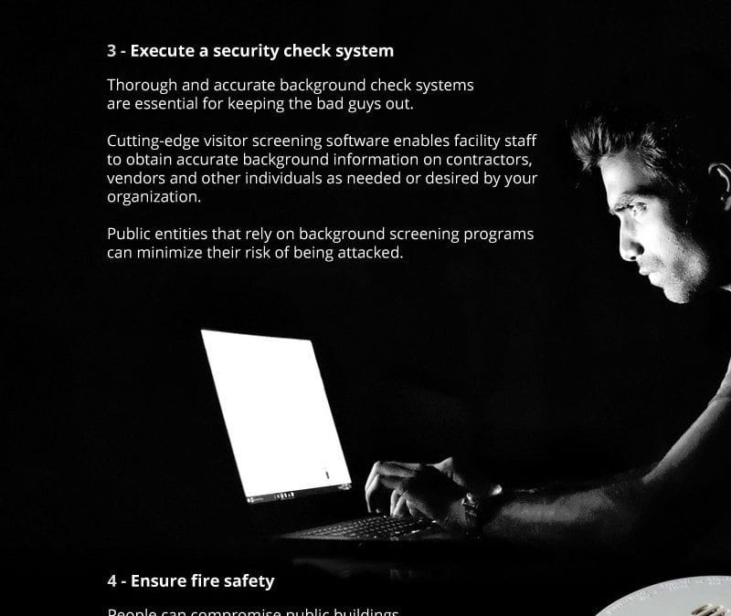 Five Tips to Secure Public Buildings
