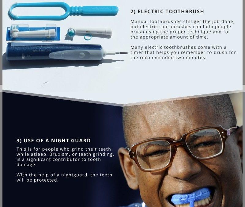 5 Ways to Prepare versus Repair Your Teeth