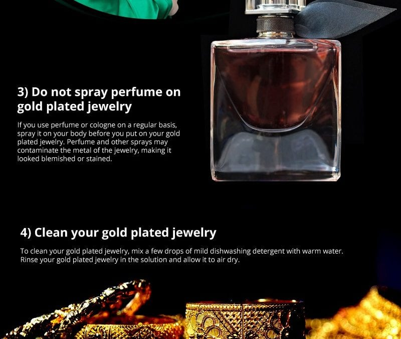 6 Ways to Keep Gold Plated Jewelry from Tarnishing