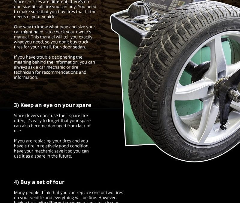 6 Tips for Buying Tires