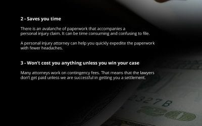 5 Benefits of Hiring an Injury Lawyer