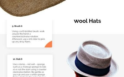 21 Ways to Clean Any Hat