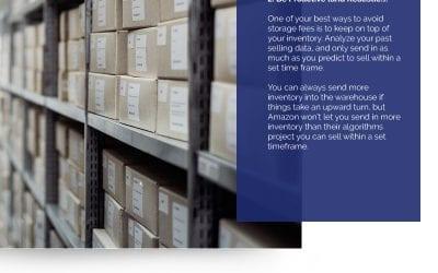 3 Tips to Avoid Long-Term Amazon FBA Storage Fees
