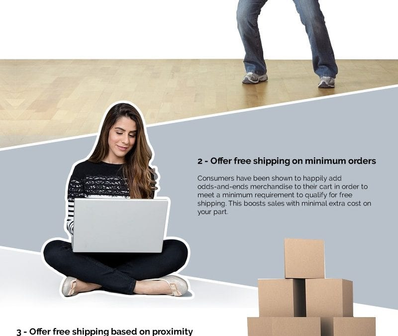 "5 ""Free Shipping"" Tips for Online Business Owners"