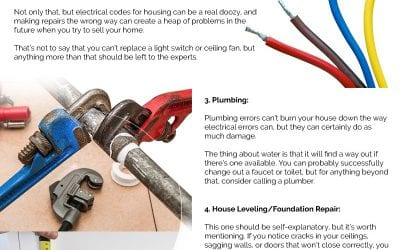 7 Home Repairs Best Left to the Pros