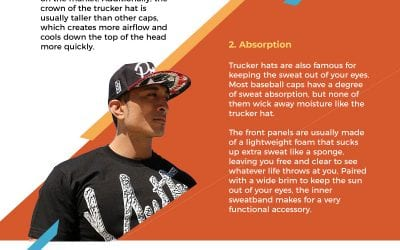 4 Reasons Trucker Hats are Awesome