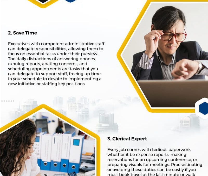 4 Advantages of Employing Skilled Administrative Support Staff