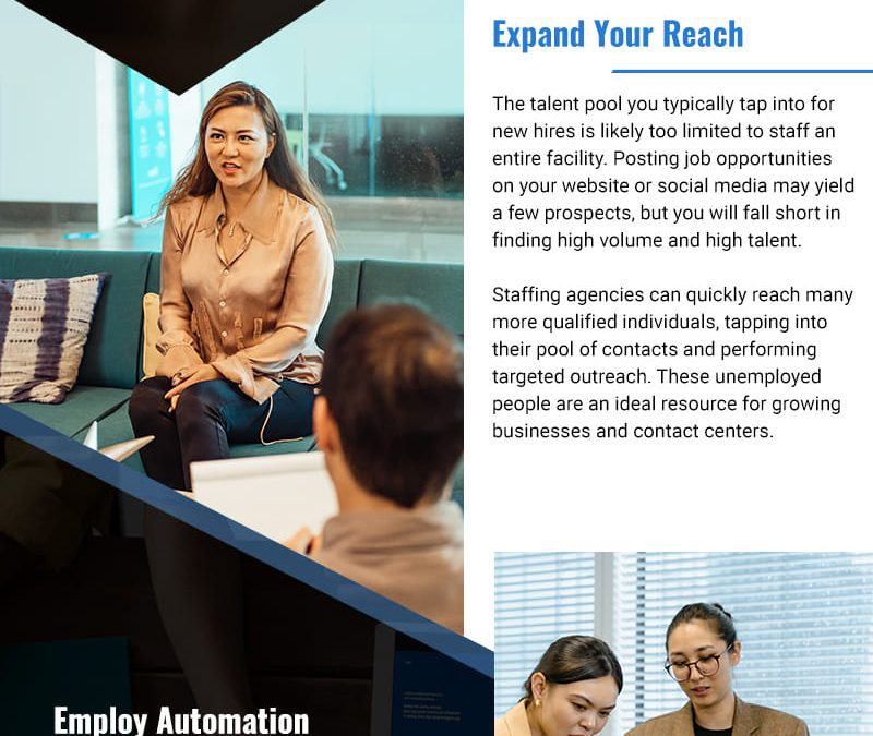 5 Tips on Quality High Volume Hiring Without Making Concessions